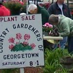 GEORGETOWN COUNTRY GARDENERS PLANT SALE FOR MOTHER'S DAY